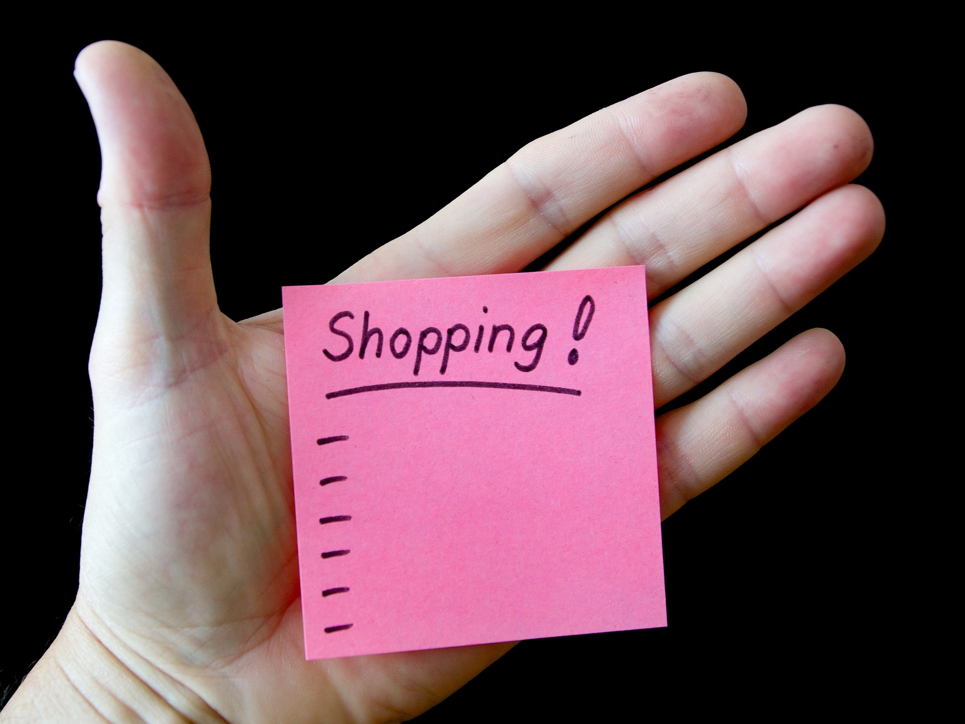 jak ušetřit při nakupování