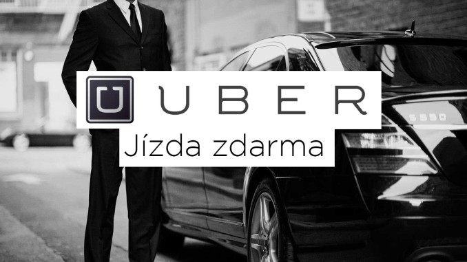 Jak funguje Uber taxi